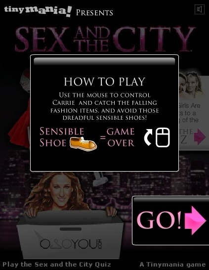 Play Sex And The City