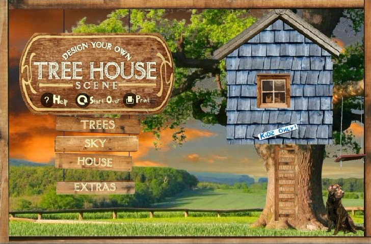 Play Tree House Creator