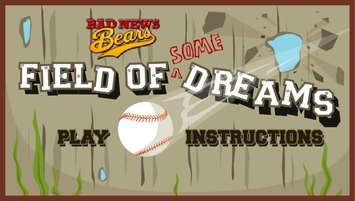 Play Field of Some Dreams Game Full Screen