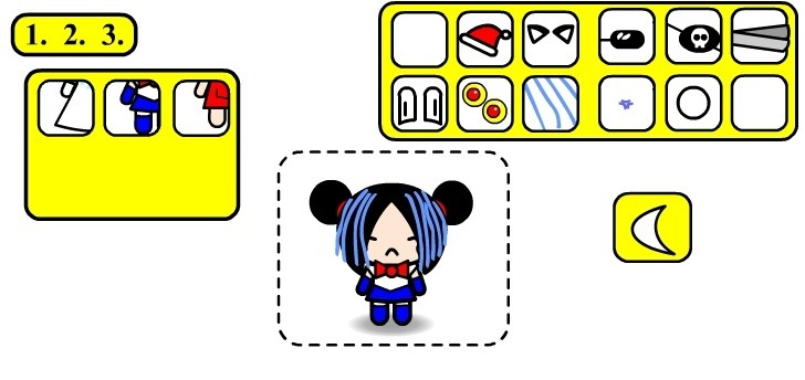 Pucca Maker Game