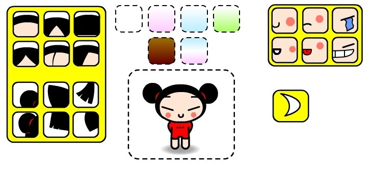 Play Pucca Maker Game Full Screen