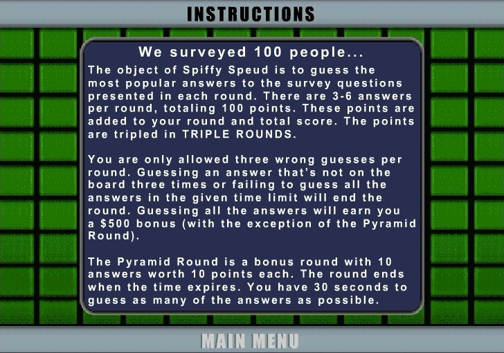 Play Spiffy Speud