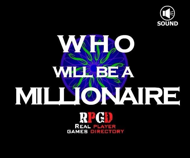 Play Who wants to be a Millionaire Game Full Screen
