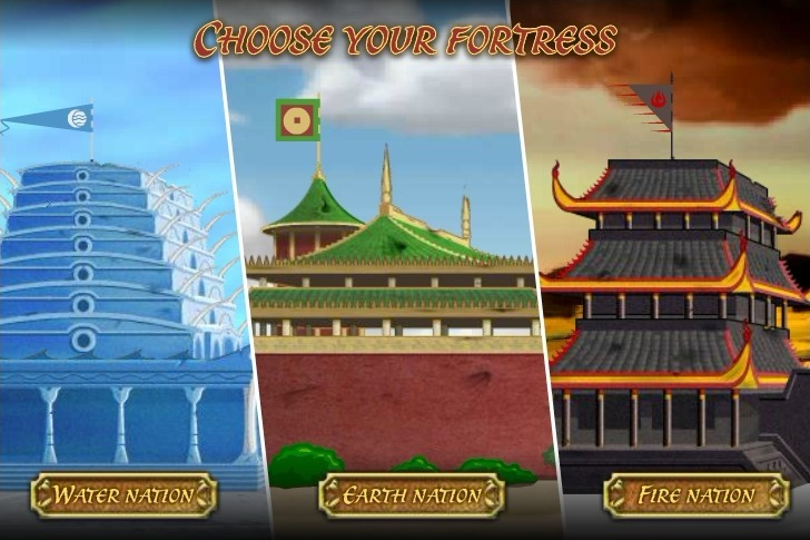 Play Avatar Fortress Fight 2