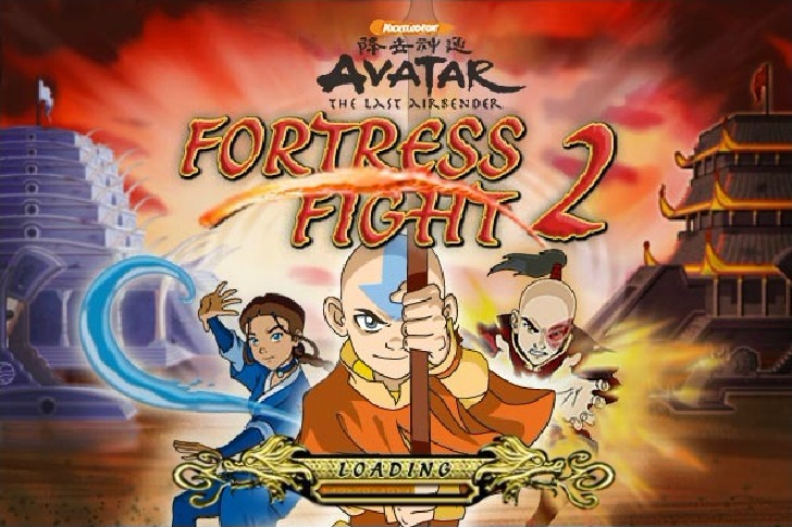 Play Avatar Fortress Fight 2 Game Full Screen