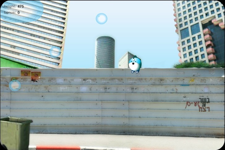 Play Jumping Bubble