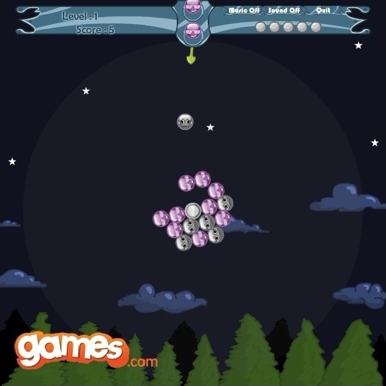 Marble Frenzy Game