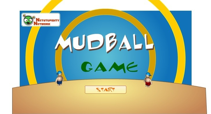 Play Mudball Game Full Screen