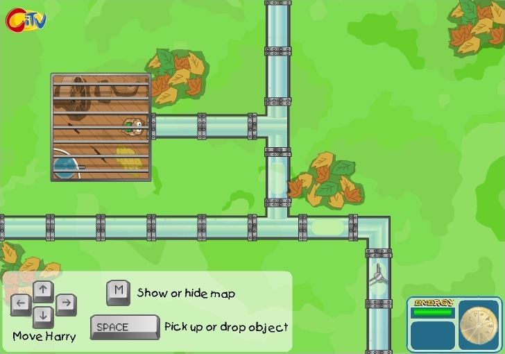 Harry the Hamster 2 Game