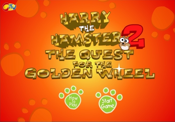 Play Harry the Hamster 2 Game Full Screen