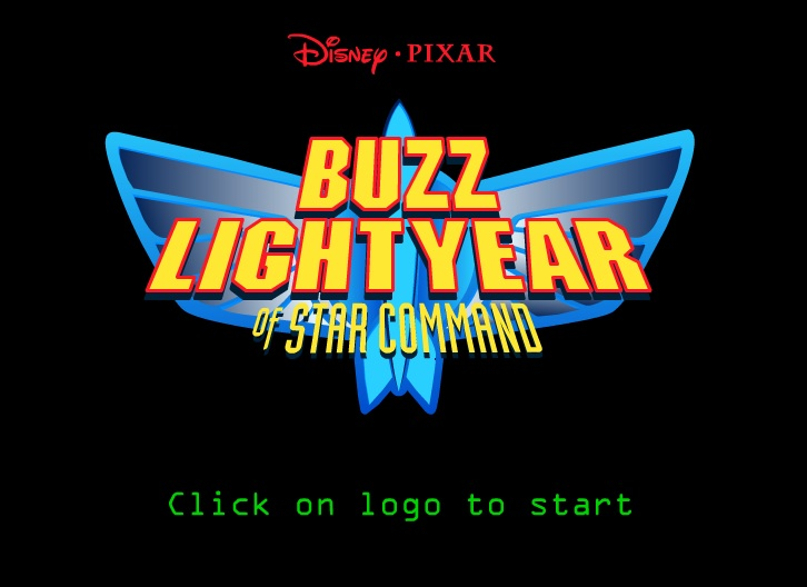 Play Buzz Lightyear of Star Command Game Full Screen