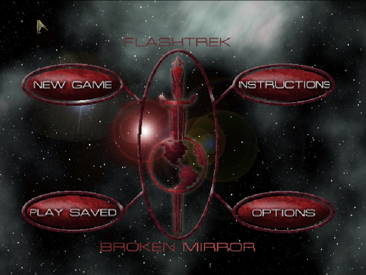 Play Flash Trek: Broken Mirror Game Full Screen