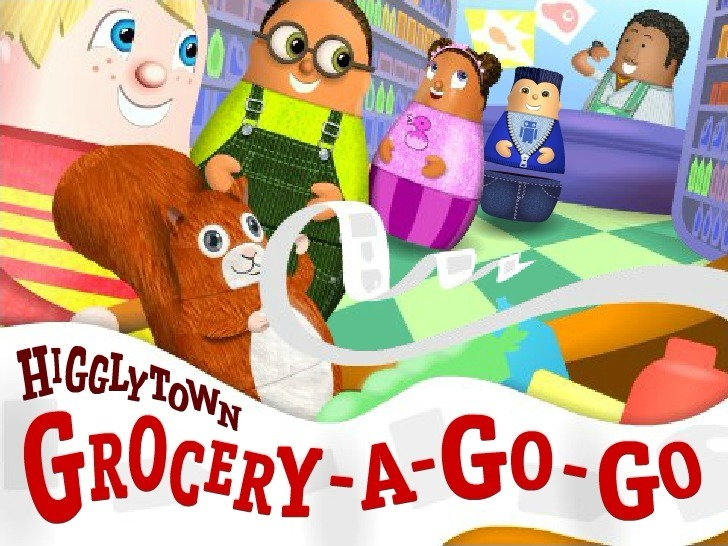 Play Higglytown: Grocery A Go Go Game Full Screen