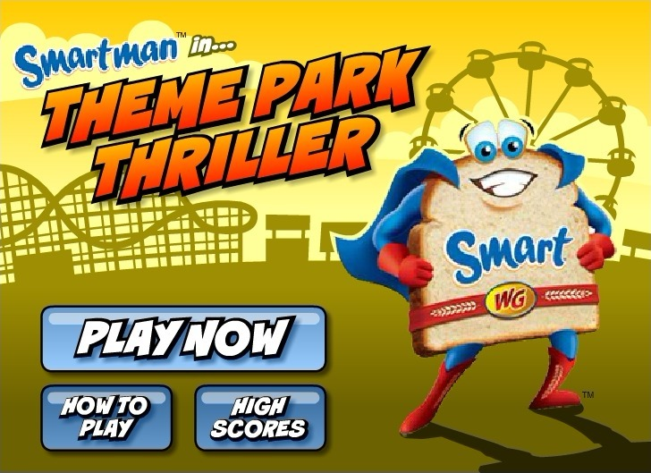 Play Theme Park Thriller Game Full Screen