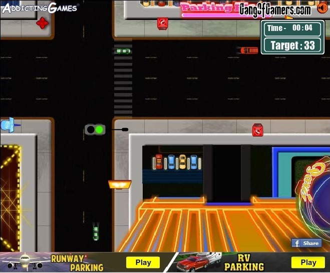 Las Vegas Traffic Mayhem Game