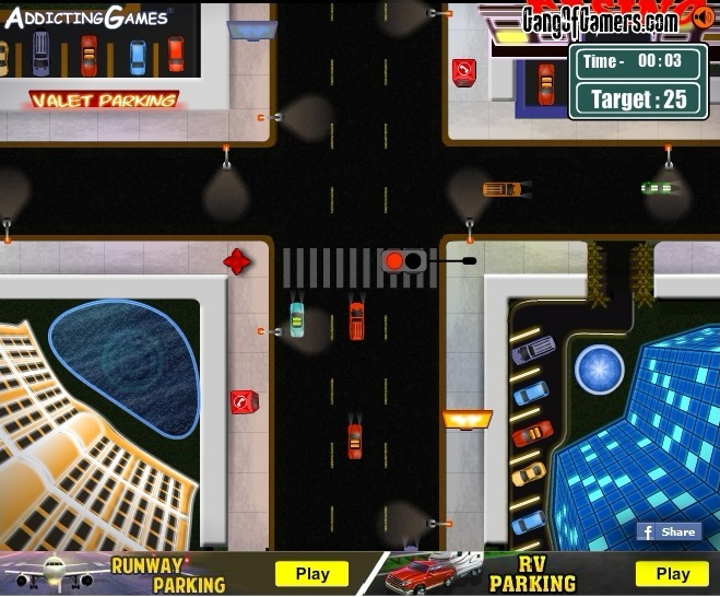 Play Las Vegas Traffic Mayhem