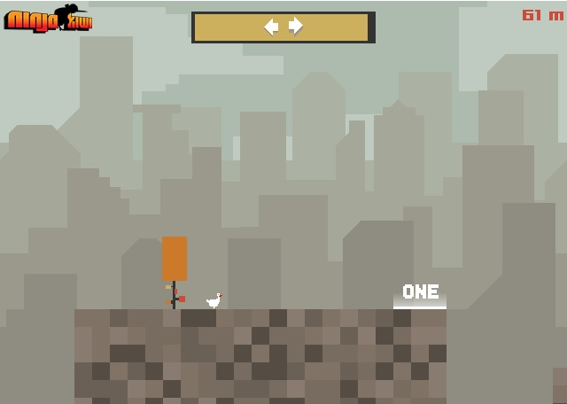 Chase Goose 2 Game