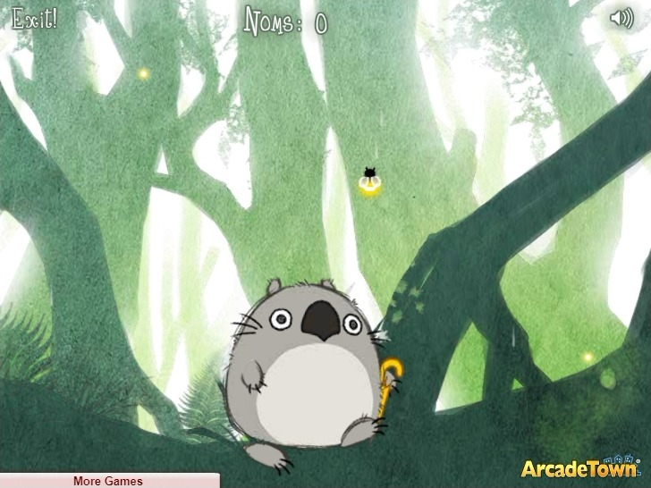 Omnom Forest Game