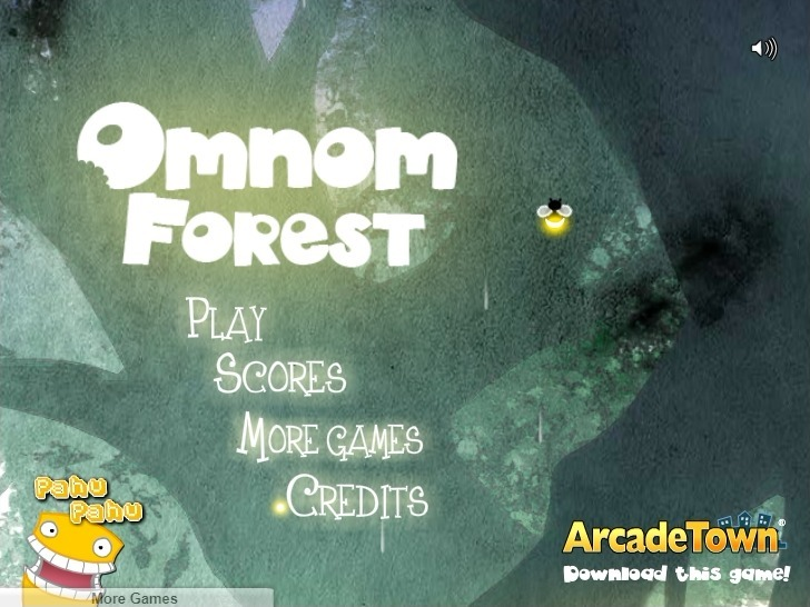 Play Omnom Forest Game Full Screen