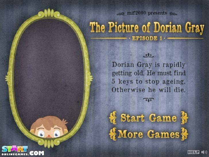 Play Picture of Dorian Grey Game Full Screen
