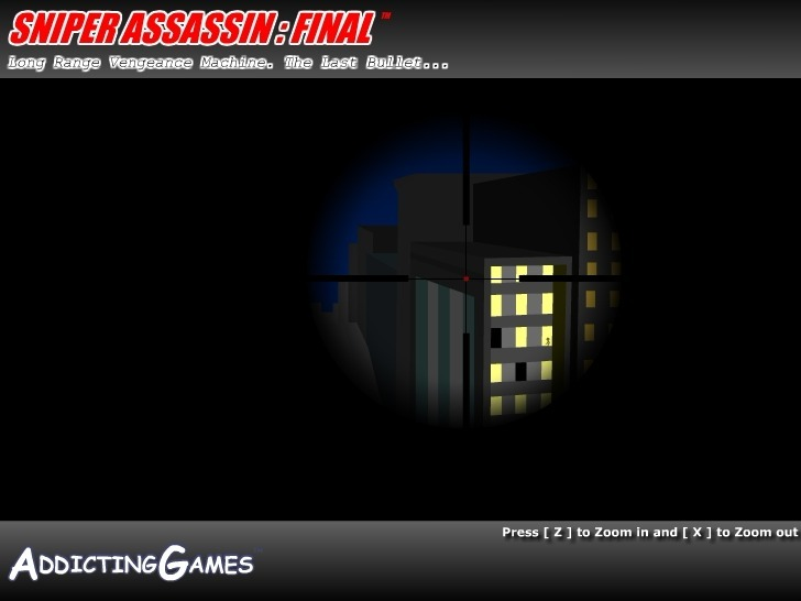 Sniper Assassin 5: Final Mission