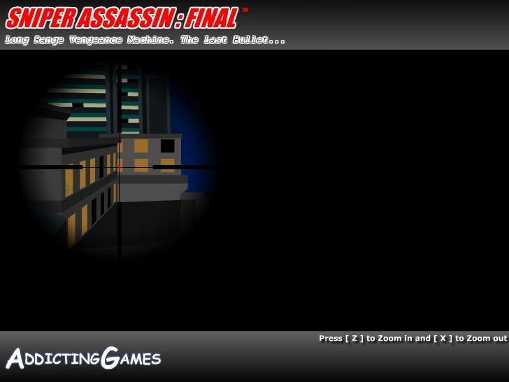 Sniper Assassin 5: Final Mission Full Screen
