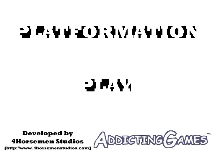 Play Platformation Game Full Screen