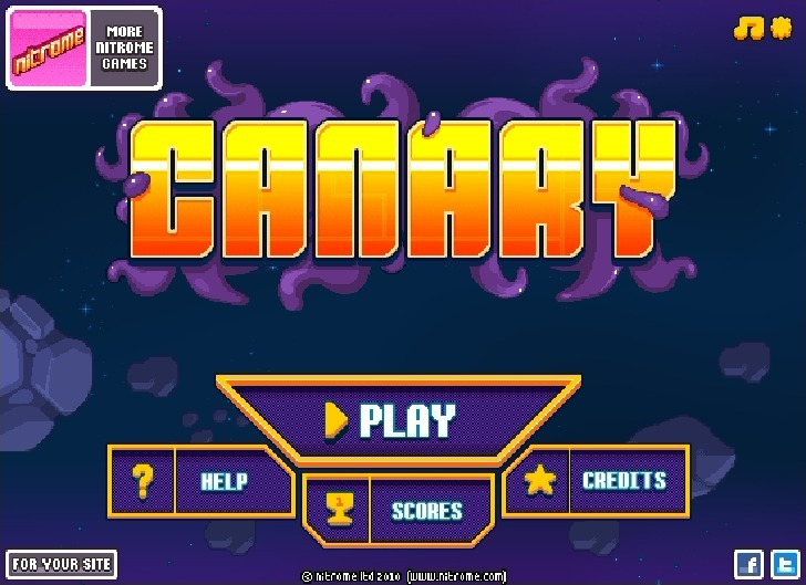 Play Canary Game Full Screen