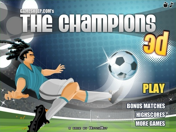Play The Champions 3D Game Full Screen