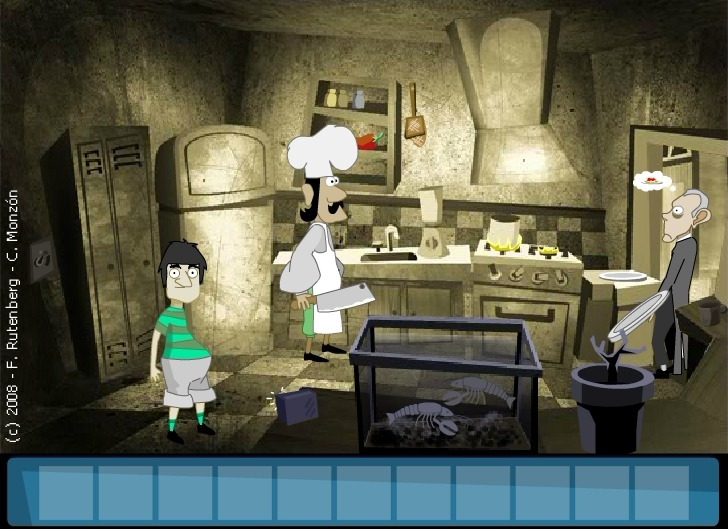 Play Doctor Ku – The Kitchen