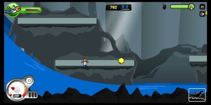 Flood Runner 3 Full Screen