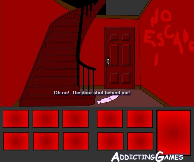 Return to Halloween Escape Game