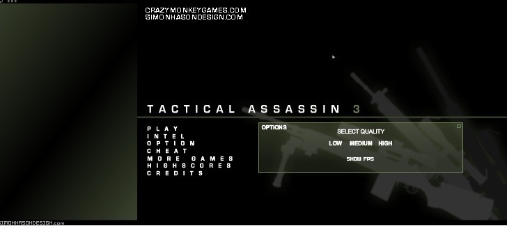 Play Tactical Assassin 3