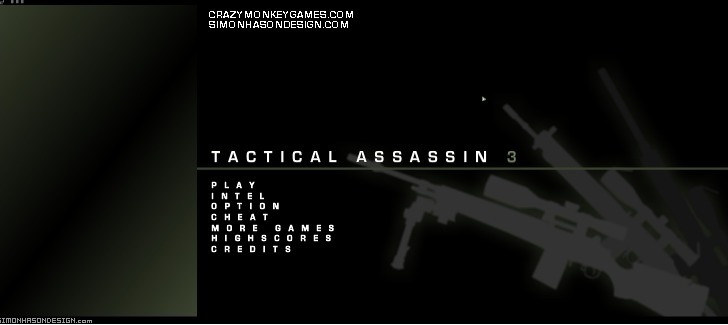 Play Tactical Assassin 3 Game Full Screen