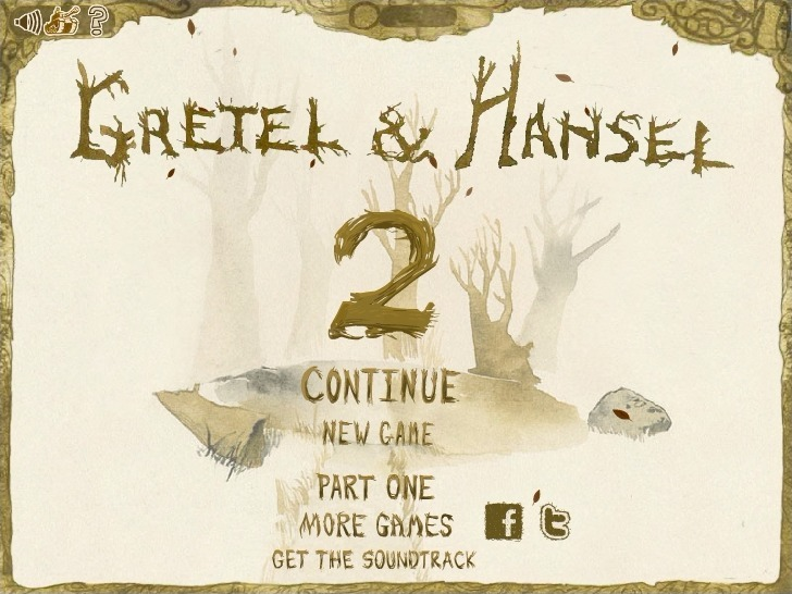 Play Gretel and Hansel Part 2 Game Full Screen