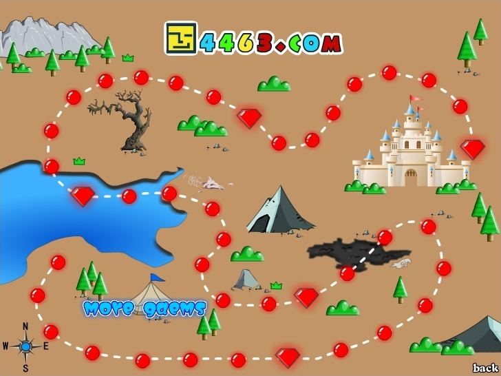 Play Twin Cat Warrior (level select version)