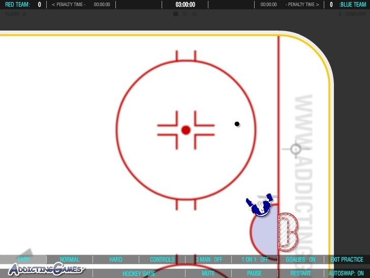 Best Hockey Game Game