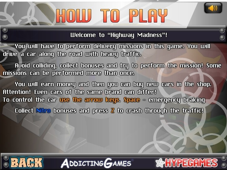 Play Highway Madness