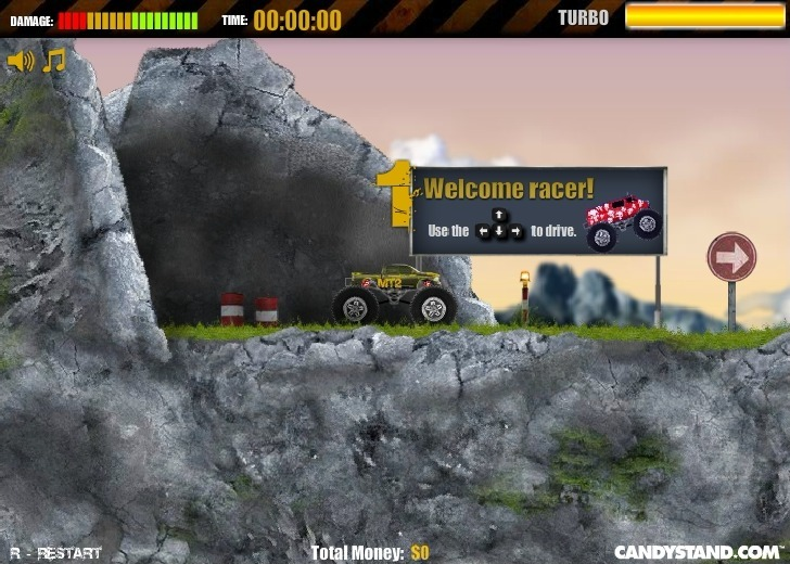 Monster Trucks 2 Game