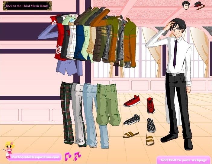 Ouran Game