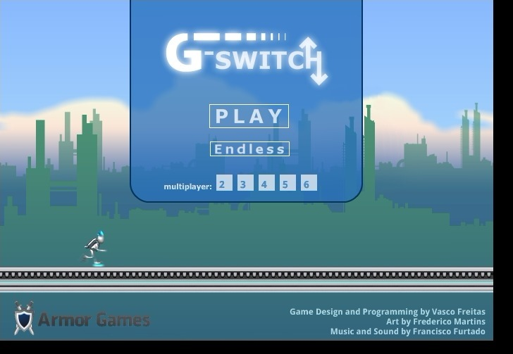 Play G-Switch Game Full Screen