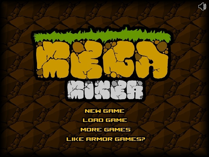 Play Mega Miner Game Full Screen