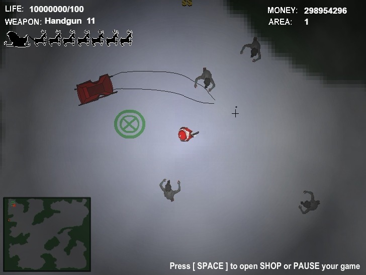 Santa Xmas Nightmare 2 Game