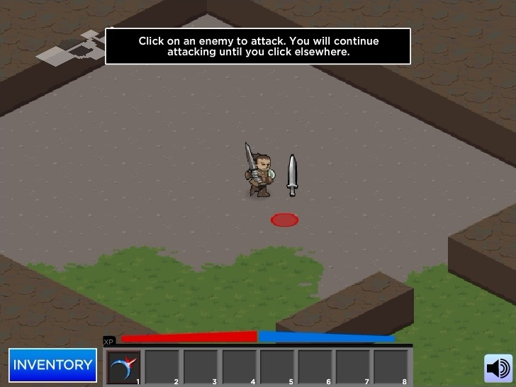 Hack Slash Crawl Game