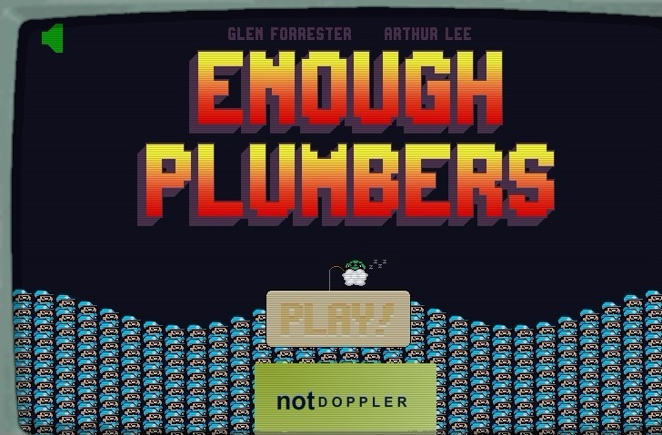 Play Enough Plumbers Game Full Screen