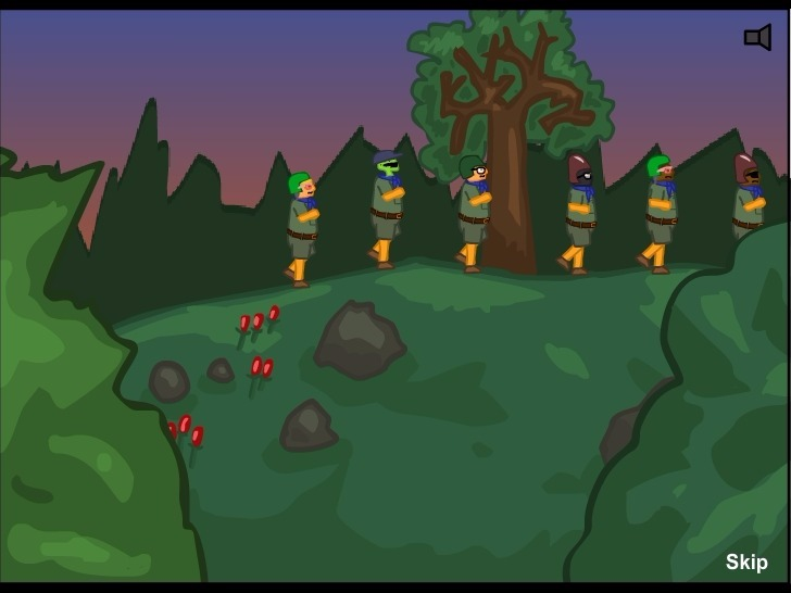 Play Staggy the Boy Scout Slayer II Game Full Screen