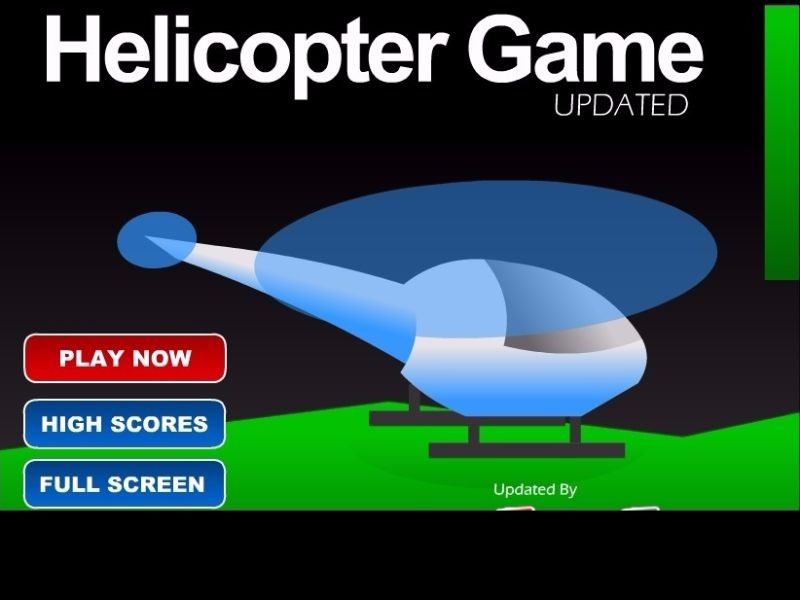 Play Helicopter Game Game Full Screen