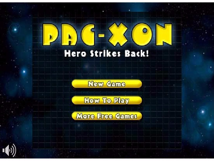 Pacxon Full Screen Game