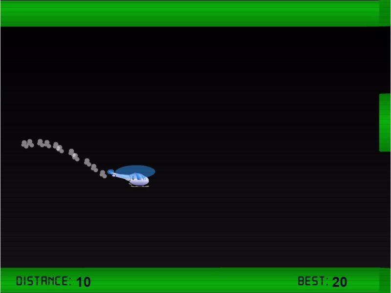 Helicopter Game Game
