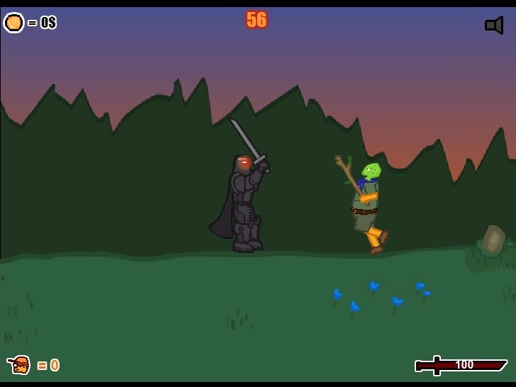Staggy the Boy Scout Slayer II Game